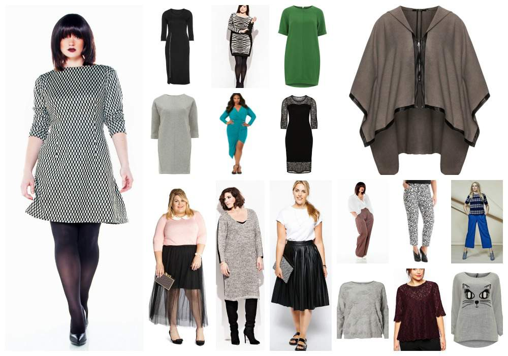 Fall Must Haves 2014- Plus Size Fashion