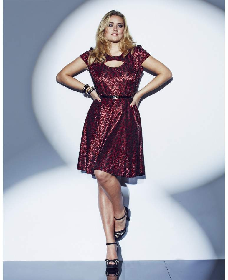 20 Plus Size Holiday Dresses to Keep on Your Radar