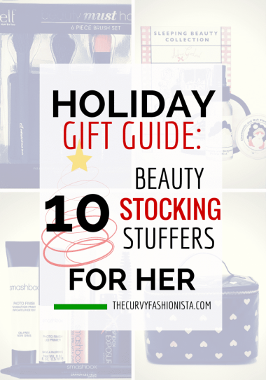 Holiday Gift Guide: 10 Beauty Stocking Stuffers for Her