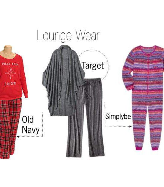 Holiday Survival Kit: Loungewear
