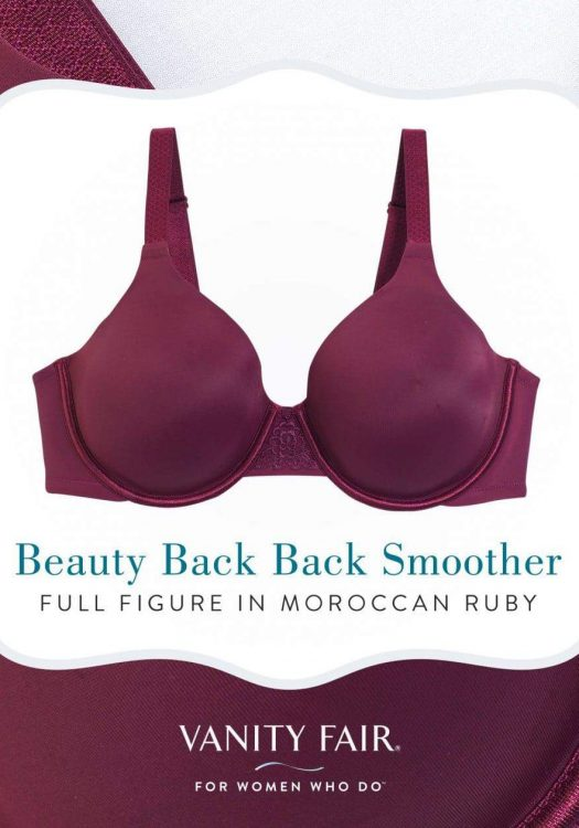 My Airport Travel Bra from Vanity Fair Lingerie