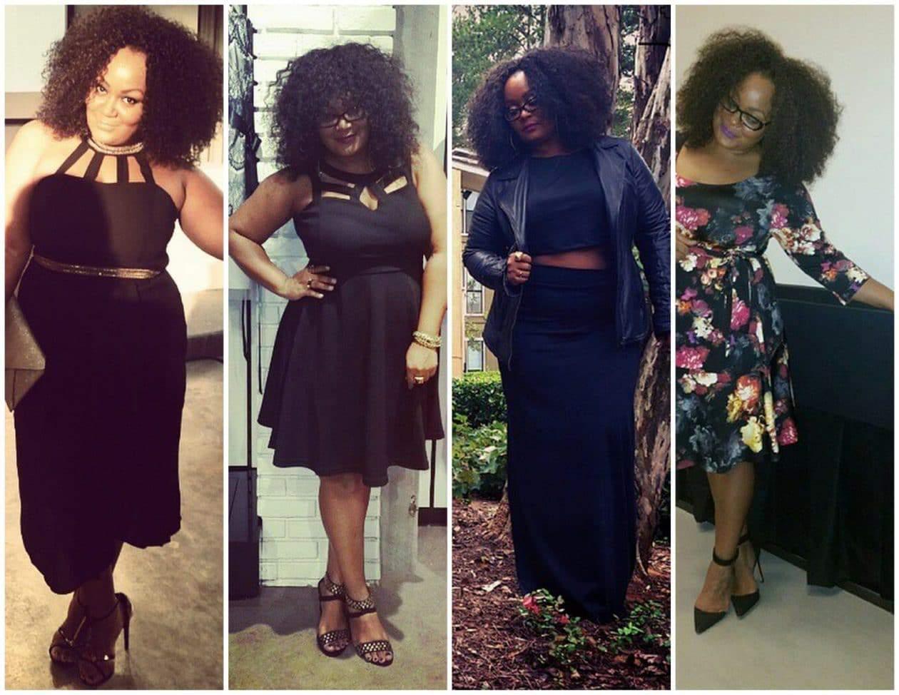 Marie Denee's Personal Style- October Style Recap