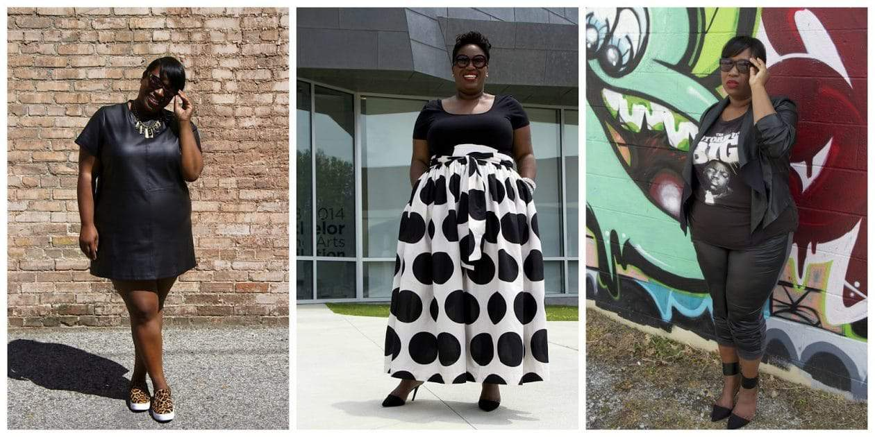 Top 20 Breakout Plus Size Personal Style Bloggers of 2014-  The Jenesaisquoi