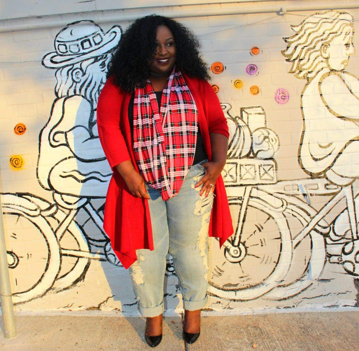 Top 20 Breakout Plus Size Personal Style Bloggers of 2014-  Style 4 Curves