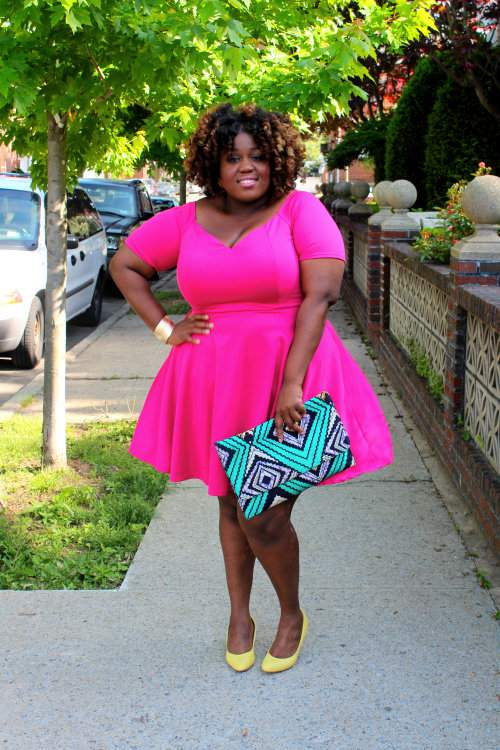 Top 20 Breakout Plus Size Personal Style Bloggers of 2014-  On the Q Train