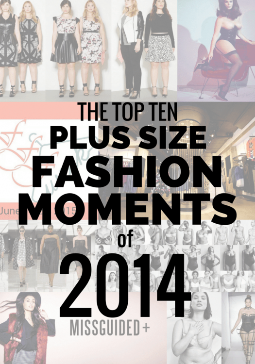 Top 10 Plus Size Fashion Moments of 2014 (1)