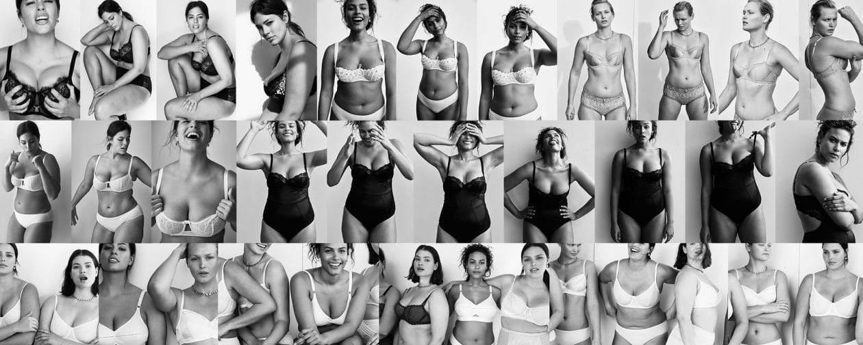 Vogue Features Plus Size Models