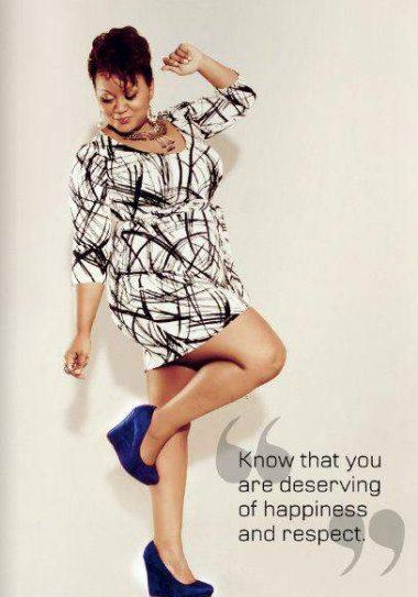 My Plus Model Magazine Feature