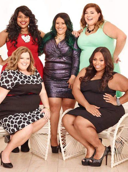 Big Women Big Love Cast