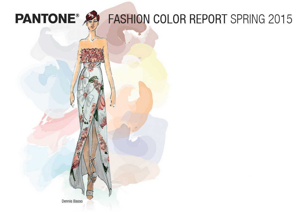 Pantone's Spring 2015 Color Trend Report on The Curvy Fashionista