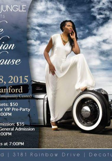 ATLANTA Save the date for The Fashion Playhouse by Lavender's Jungle