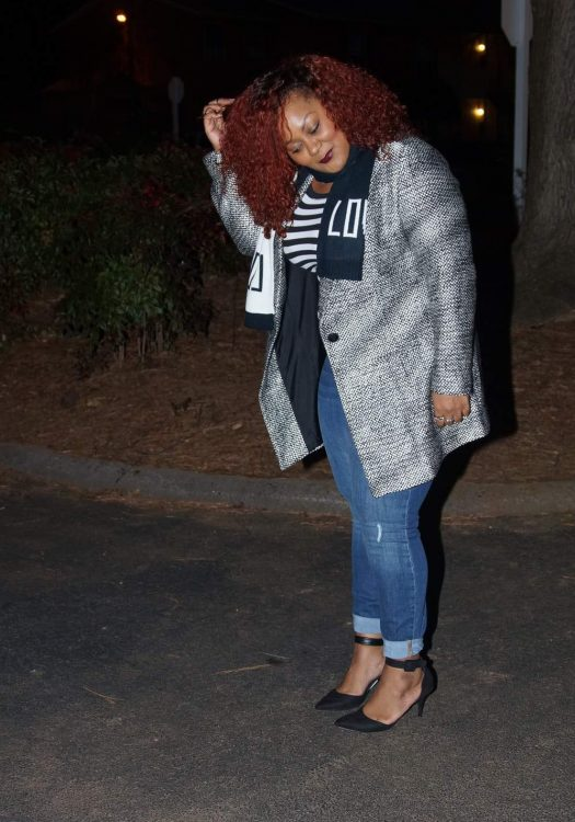 Getting Reacquainted with Old Navy Plus Size Denim