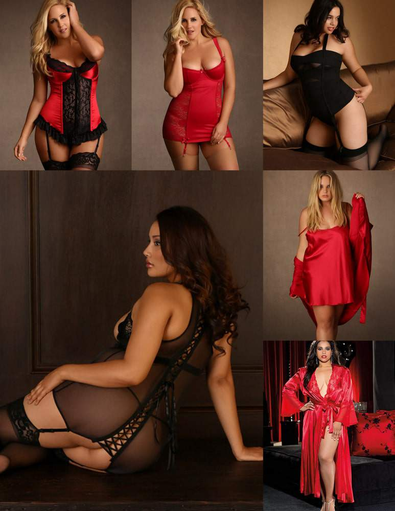 Our Hips and Curves Valentine's Day Top Picks