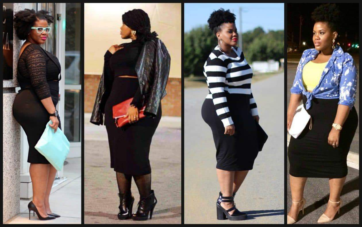 Kim The Natural Fashionista