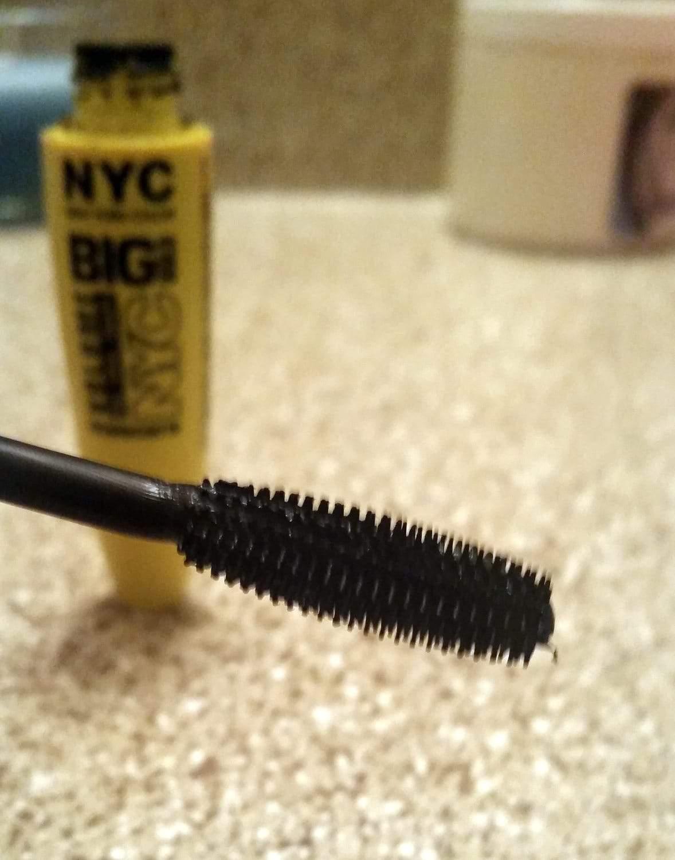 CVS Beauty Club: NYC Mascara Making my Eyes POP