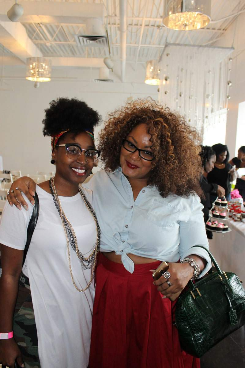 Around ATL: The Chrisette Michele Pose and Post Symposium Recap