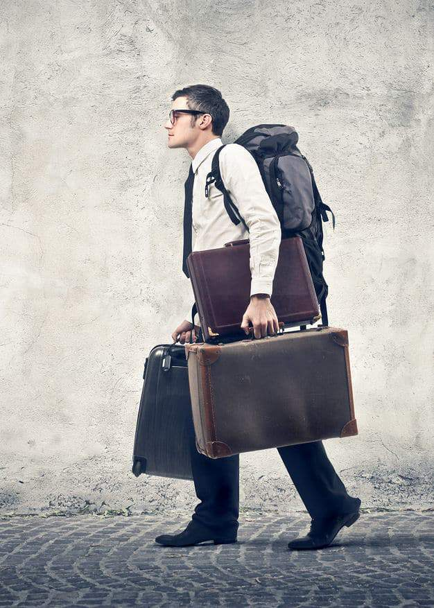 dealing with emotional baggage in relationships