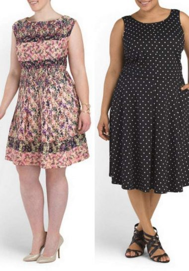 You Can Shop for Plus Size Fashion Online at TJMAXX