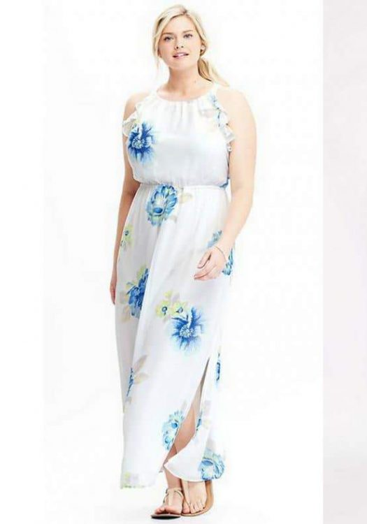 10 Plus Size Spring Maxi Dresses To Keep on Your Radar
