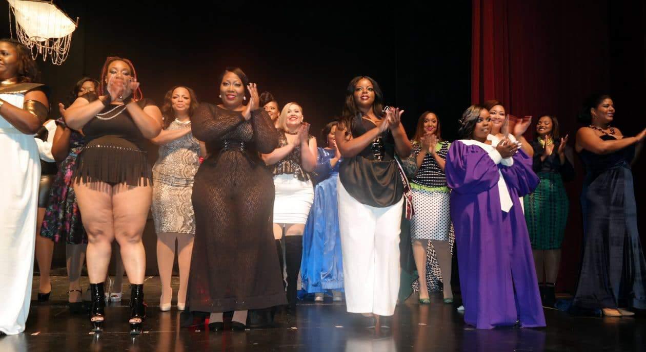 Lavender's Jungle Fashion Playhouse Recap in Atlanta on TheCurvyFashionista.com