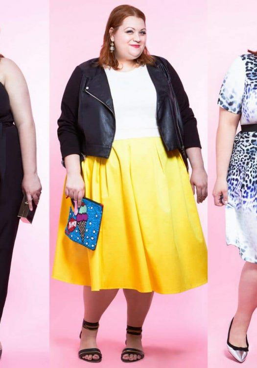The Eloquii Size 26 + 28 Look Book on The Curvy Fashionista #TCFStyle