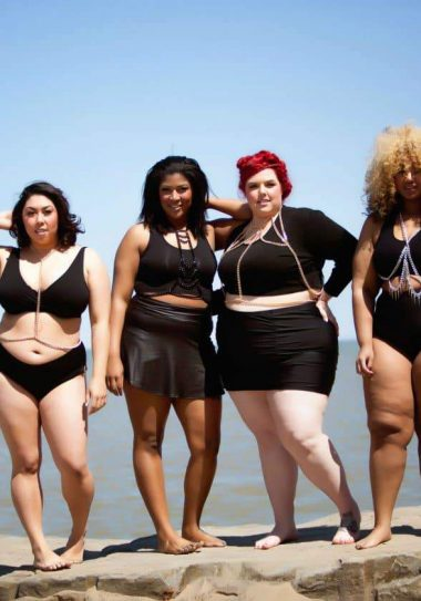 From the Designer: Why Plus Size Body Chains Matter to Me