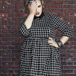 """""""Doll Parts"""" Domino Dollhouse Plus Size Designer Summer Collection"""