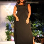 Misty Belvidere at Full Figured Fashion Week 2015