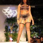 Tia Lyn at Full Figured Fashion Week 2015 4