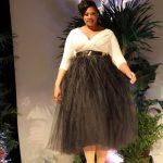 Serita Bell at Full Figured Fashion Week 2015