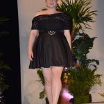 Hannah Caroline Couture at Full Figured Fashion Week 2015