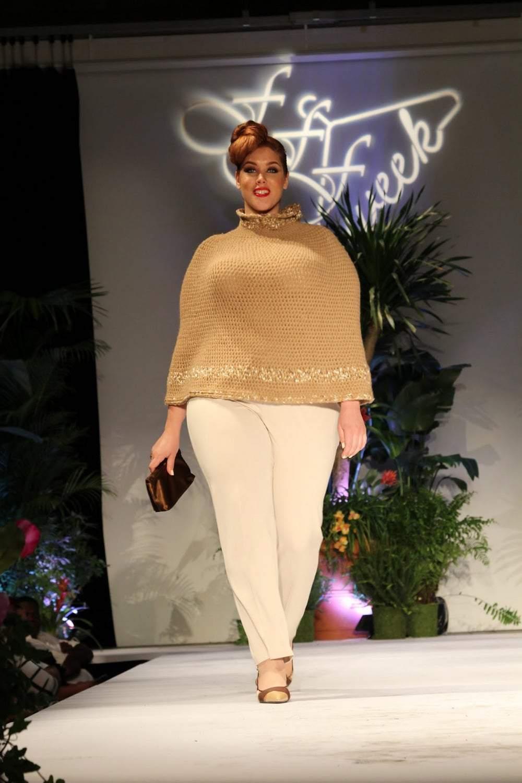 Sue Rock Originals at Full Figured Fashion Week 2015 1