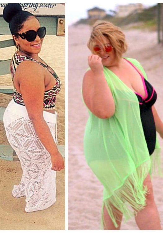 TCFStyle: 8 Plus Size Swimwear Instagram Looks We Love