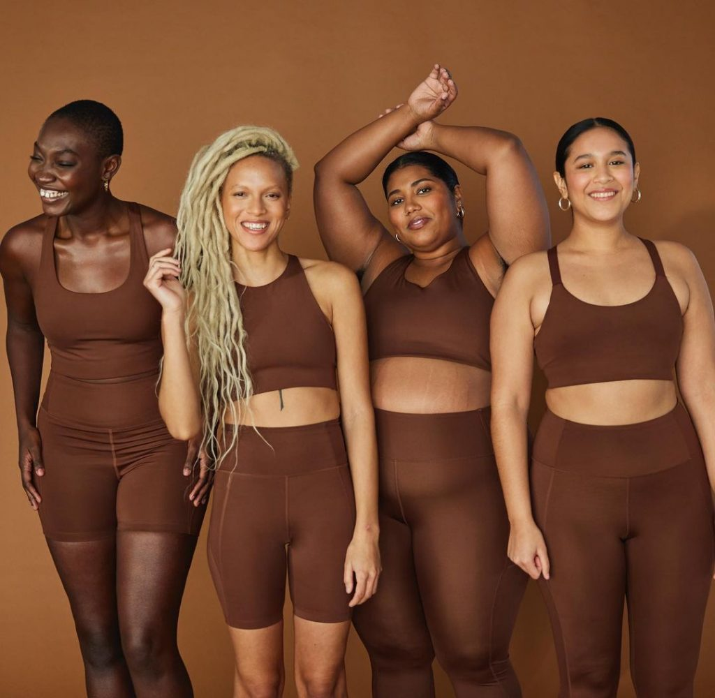 Girlfriend Collective Plus size Athleticwear