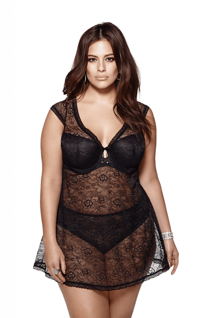 The Ashley Graham Plus Size Lingerie Collection on TheCurvyFashionista.com