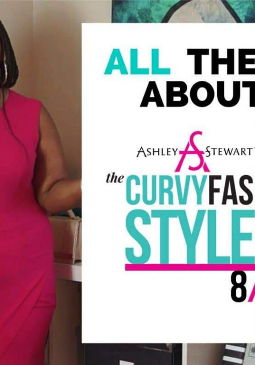 VIDEO: TCFStyle Expo Update! Ashley Stewart is Our Presenting Sponsor and More!