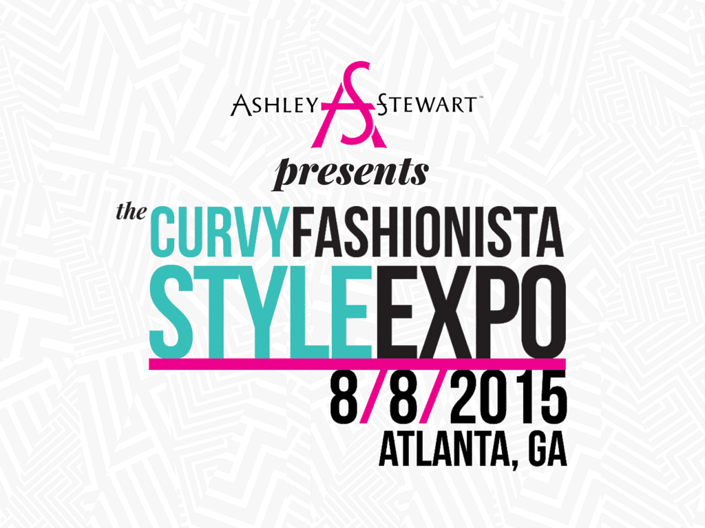 The Curvy Fashionista's First Plus Size expo: TCFStyle Expo in Atlanta