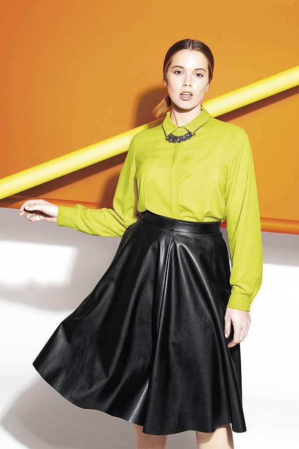 A New Luxe Plus Size Line: Persona by Marina Rinaldi on TheCurvyFashionista.com #TCFStyle