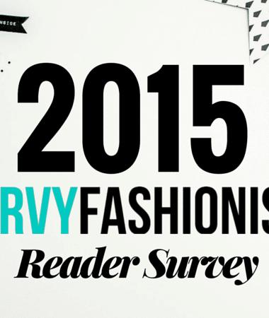 The Curvy Fashionista Reader Survey