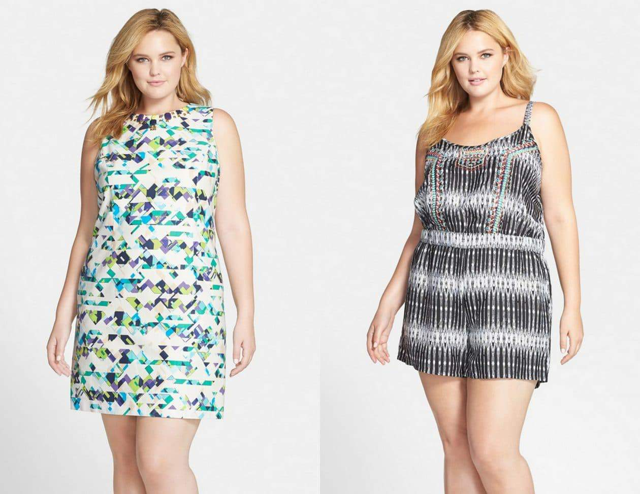 the Nordstrom Anniversary Sale Plus Size Look Book on The Curvy Fashionista