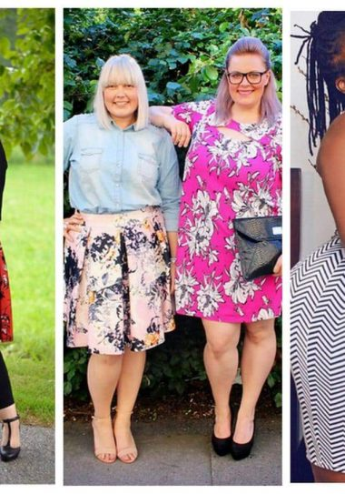 7 Plus Size and Curvy Instagram Looks from Across the World