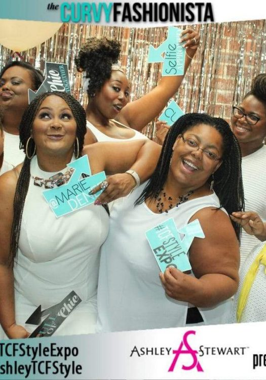 2015 TCFStyle Expo Plus Size Vendors