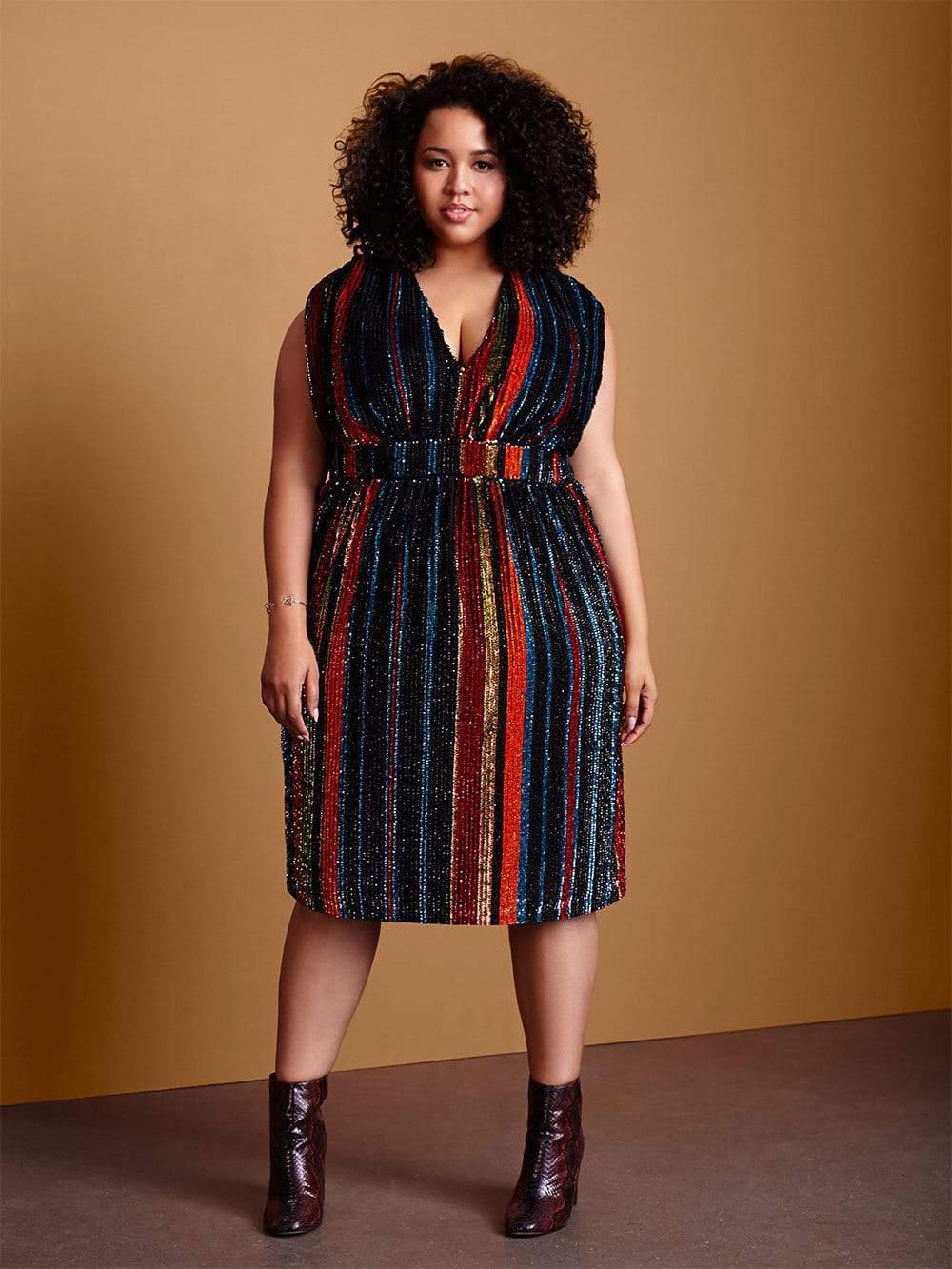 Gabi Fresh Slays in the ASOS Curve Fall Look Book on The Curvy Fashionista