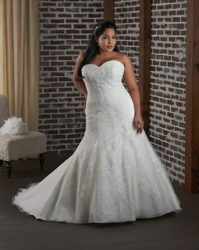 Curvique Plus Size Bridal in Atlanta