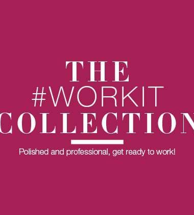 Need Plus Size Suiting and Plus Size Wear to Work Options? #WorkIt with Ashley Stewart!