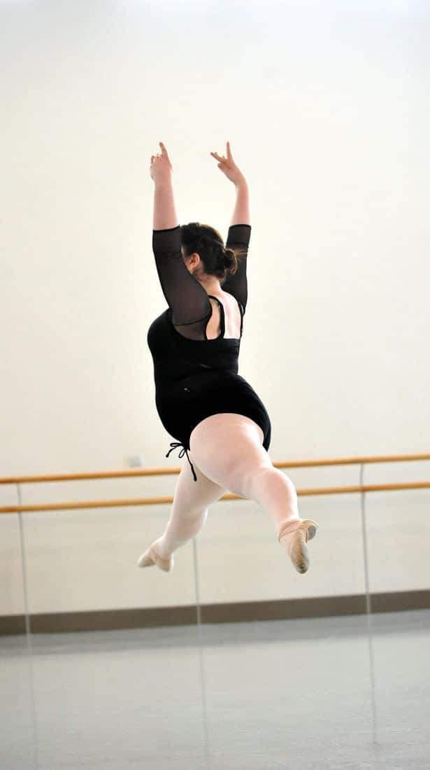 Wayne Sleeps Big Ballet