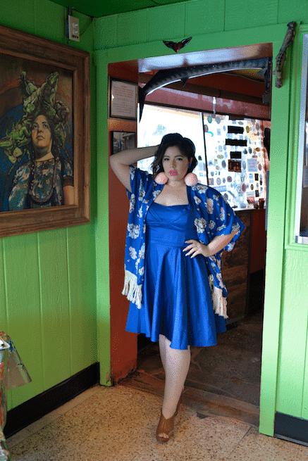 Anastasia Furrow, Plus Size Model