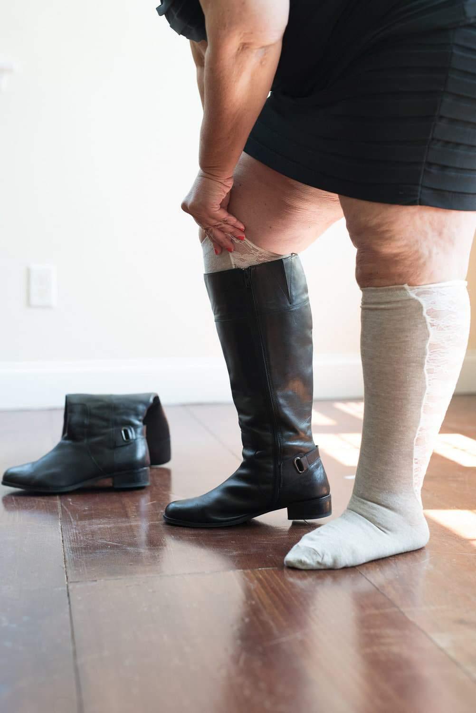 Socks for Your Wide Calves? Meet Xpandasox