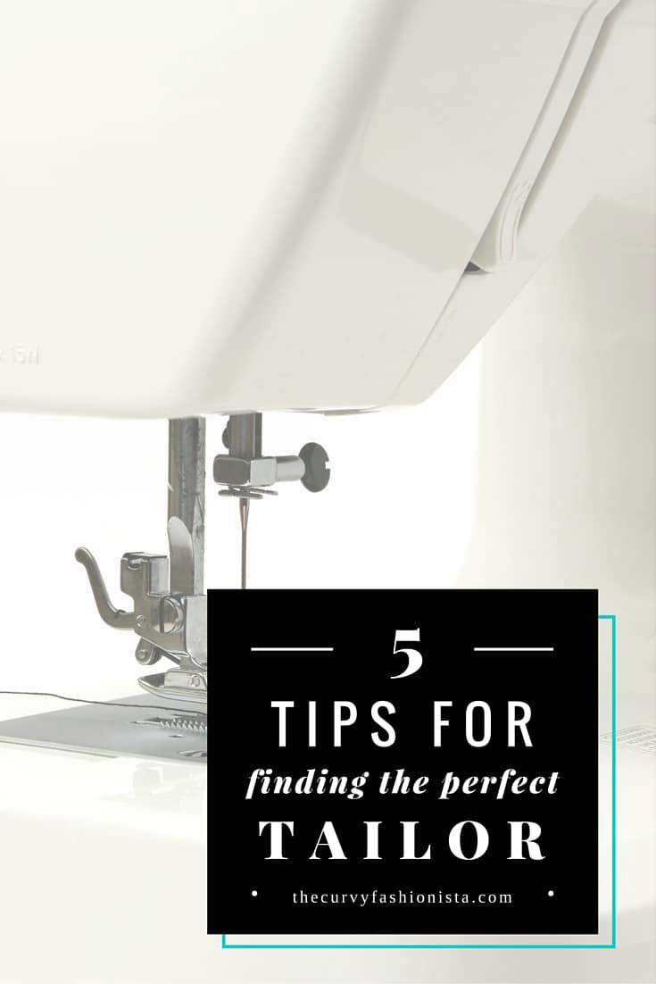Tips for finding the perfect tailor for plus size women