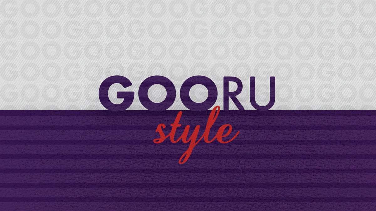 Stylist Goo Goo Atkins' New WE tv Web Show- Goo Ru Style Launches Today
